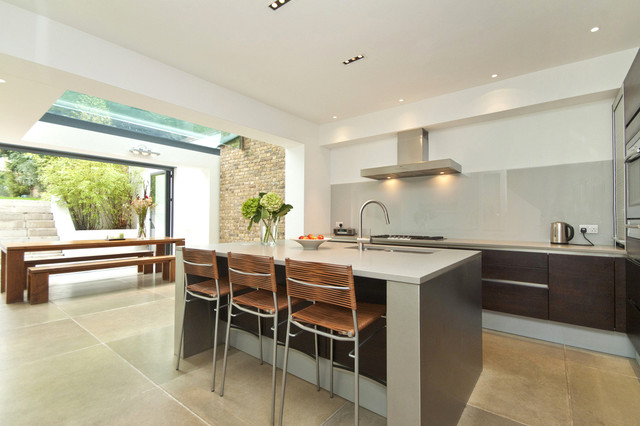 Knight Frank LTD contemporary kitchen