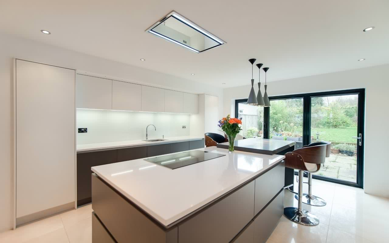 75 Beautiful Slate Floor Kitchen With A Drop In Sink Pictures Ideas November 2020 Houzz