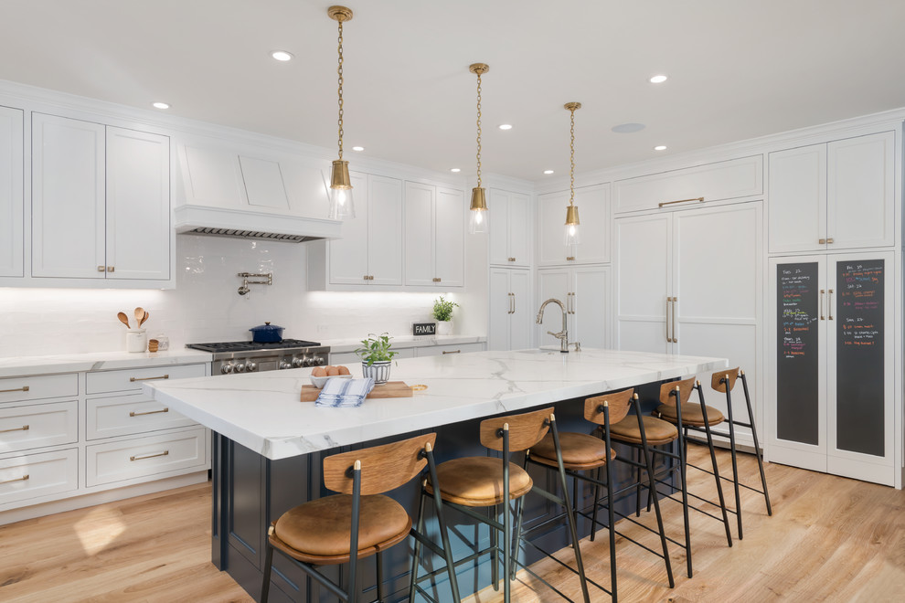 Knoll Modern Farmhouse Kitchen Farmhouse Kitchen San Francisco By In The Deets