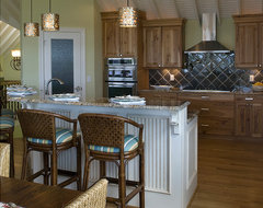 Knot On Call eclectic-kitchen