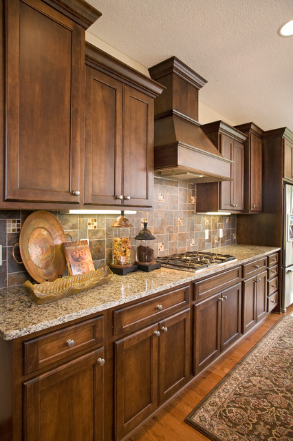 Koch Cabinets traditional-kitchen
