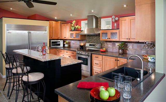 Koch Cabinets kitchen