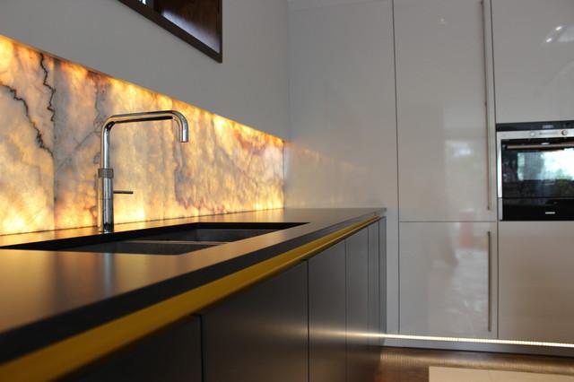 Kohan Contemporary Kitchen London By Leicht Kitchen Design Centre