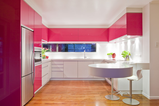 Different Colours Of Modular Kitchen Designs Designers