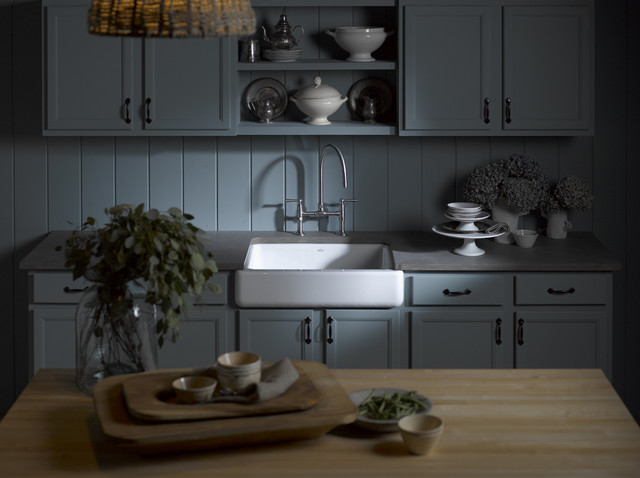 Kohler traditional kitchen