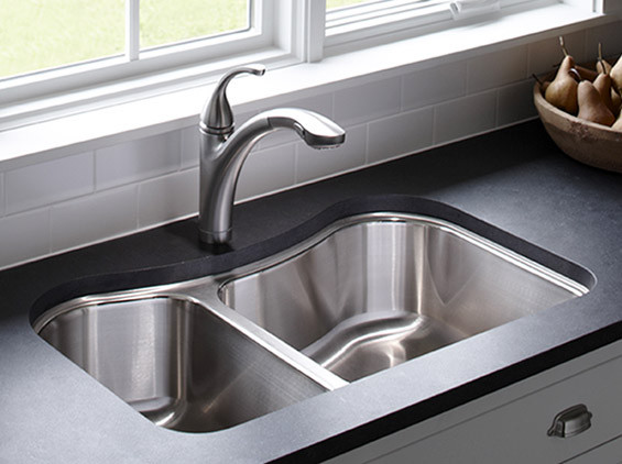 KOHLER: Staccato™ Kitchen Sinks: Kitchen: : Kitchen: New Products ...