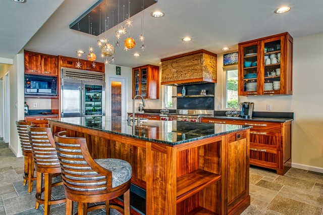 Kona Hawaii Kitchen Remodel