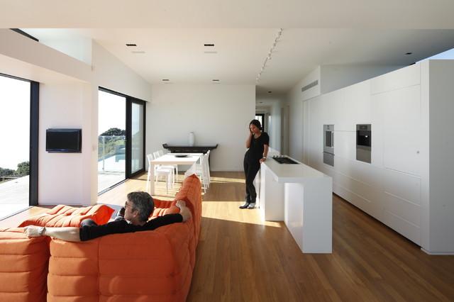 Korora modern-kitchen