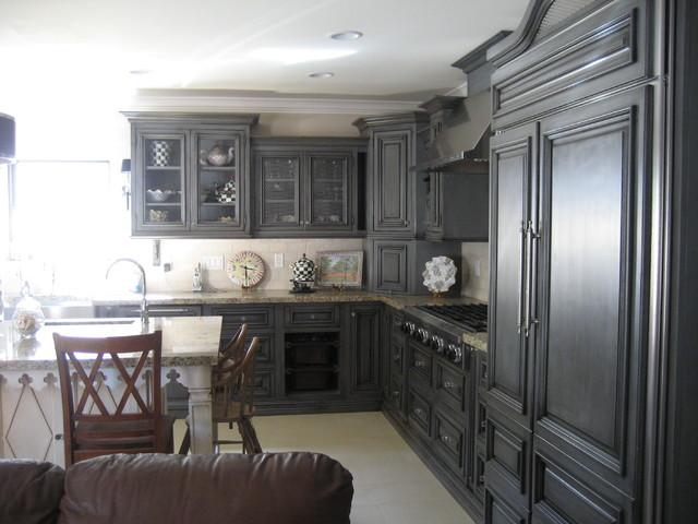 Custom Kitchens eclectic-kitchen