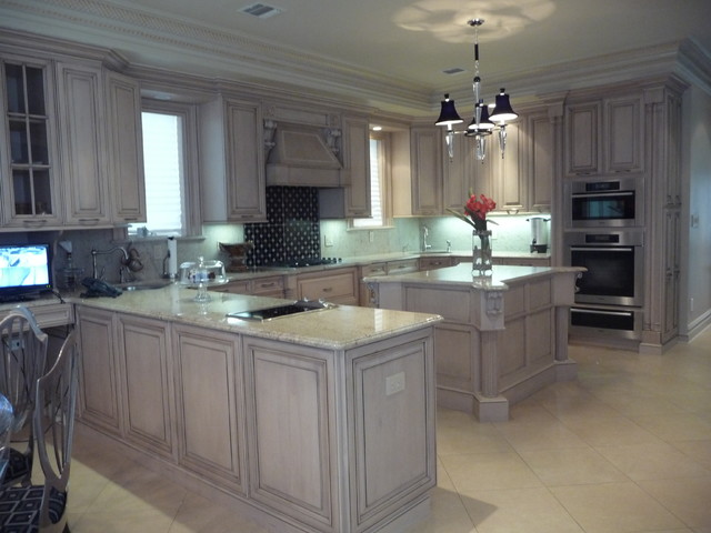 Kosher Kitchen Contemporary Kitchen New York By Accurate Installations Corp