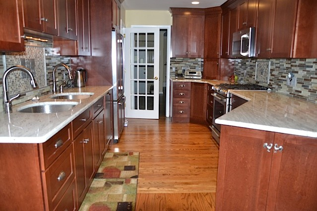 Kosher Kitchen In Teaneck Nj Traditional Kitchen Other By Kitchen Design