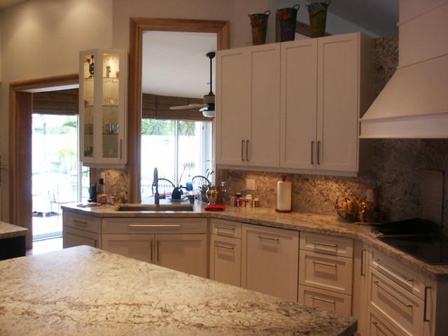 Kosher kitchen traditional kitchen miami by for How to kosher your kitchen