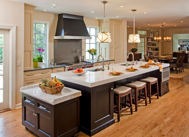 Kosher Kitchen - Traditional - Kitchen - other metro - by Superior ...