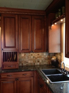 Kraft maid granville carlisle area traditional kitchen other