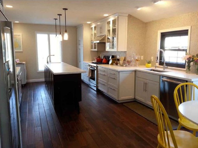 Palmer donavin cabinets for Kitchen cabinets erie pa