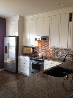 Kraftmaid Deveron Maple - Harabin - Traditional - Kitchen - Charlotte - by Lowes of Indian Land, SC