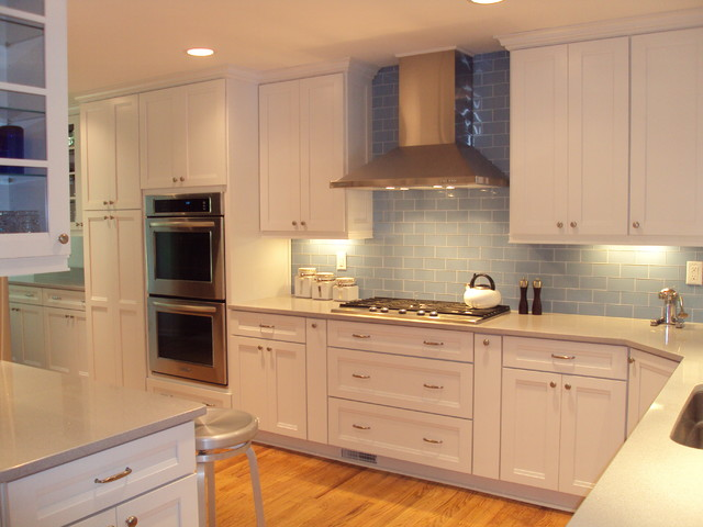 belmont kitchen island white