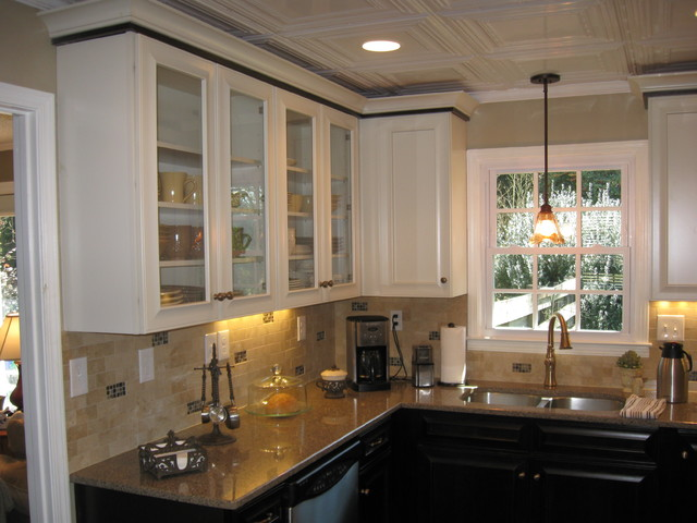 ... - Traditional - Kitchen - charlotte - by Lowe's of Salisbury, NC