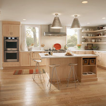 KraftMaid Kitchen & Bathroom Cabinets Gallery | Kitchen Cabinet Kings