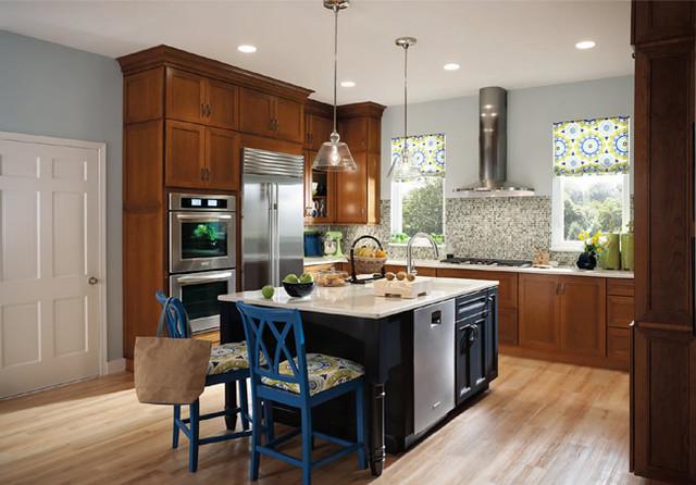 KraftMaid Kitchen & Bathroom Cabinets Gallery | Kitchen ...