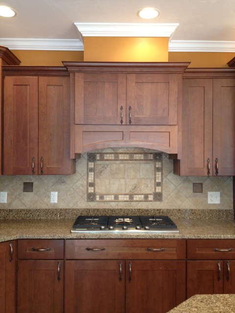 Kraftmaid Kitchen Rehoboth Traditional Kitchen