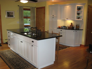 Kraftmaid Kitchen White Rehoboth Traditional Kitchen Providence By Lowes Of Seekonk Ma