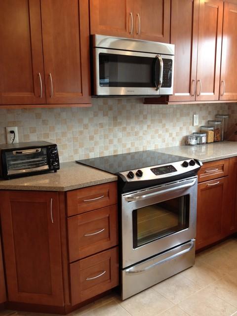 Kraftmaid Mayfair Kitchen (Philadelphia)  Contemporary  Kitchen