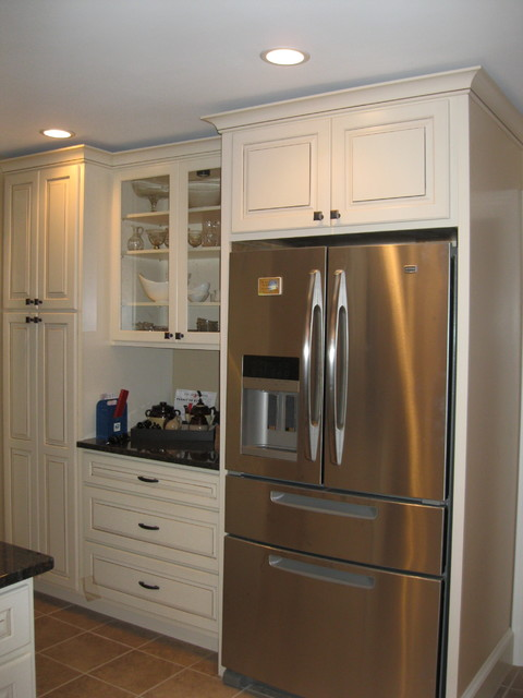 Transitional kitchen other metro by lowe s of seabrook nh