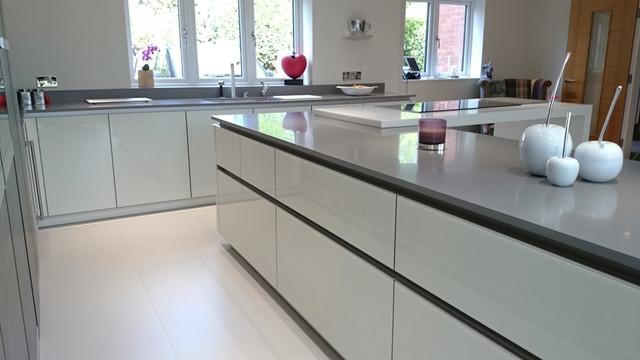 White Kitchen Grey Worktop 100+ ideas white kitchen grey worktop on www.weboolu
