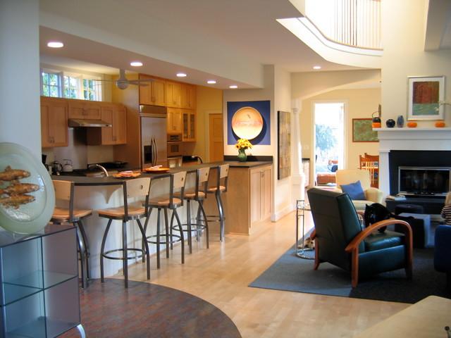 Krupicka Residence contemporary-kitchen