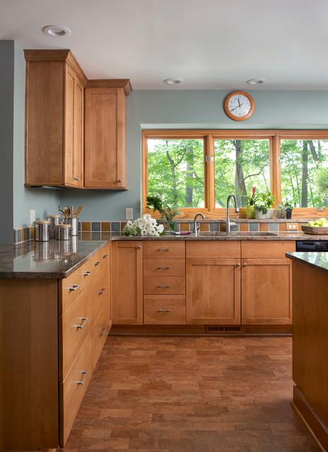 Ksi designer bj hohnke traditional kitchen other for Bj kitchen cabinets
