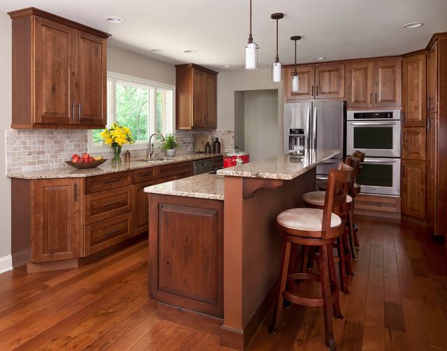 ksi designer april parker traditional kitchen other craftsman style kitchen design ideas mi amp oh ksi