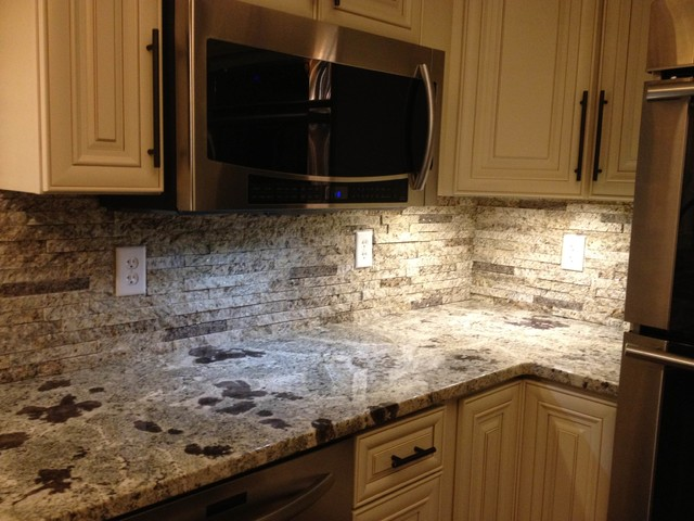 ktichen backsplash traditional kitchen indianapolis