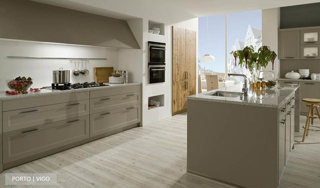 Kuhlmann Designer German Kitchens Contemporary Kitchen