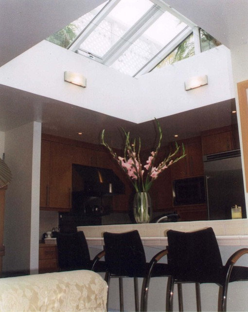 L.A. Paul & Associates, Architecture and Planning contemporary-kitchen