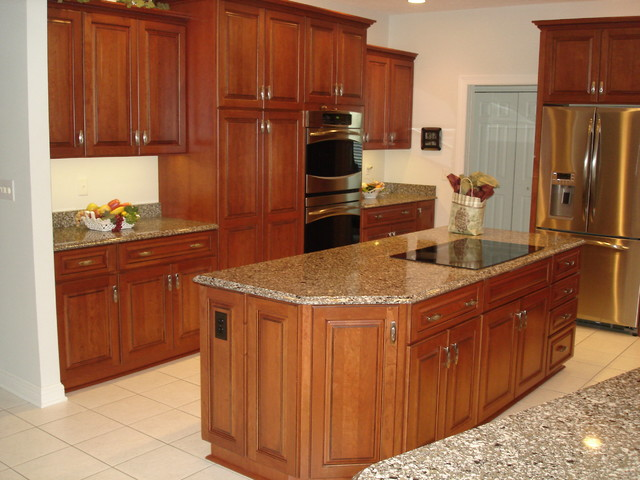 L. All American Kithcnes traditional-kitchen