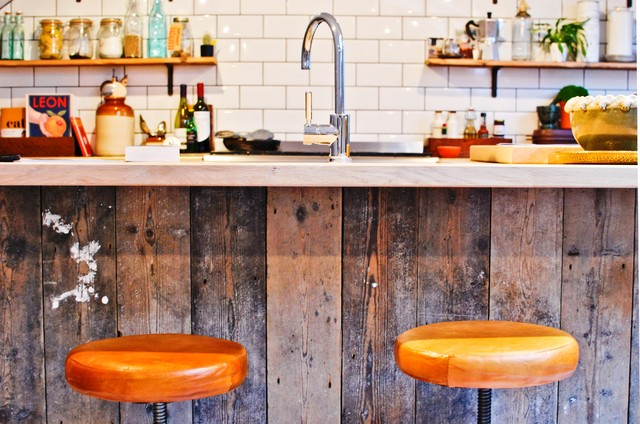 L O F T Industrial Kitchen London By All Amp Nxthing