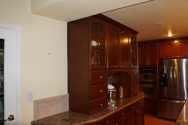 Http Www Houzz Co Uk Photos 9258008 Ls Refinish Traditional Kitchen Los  Angeles