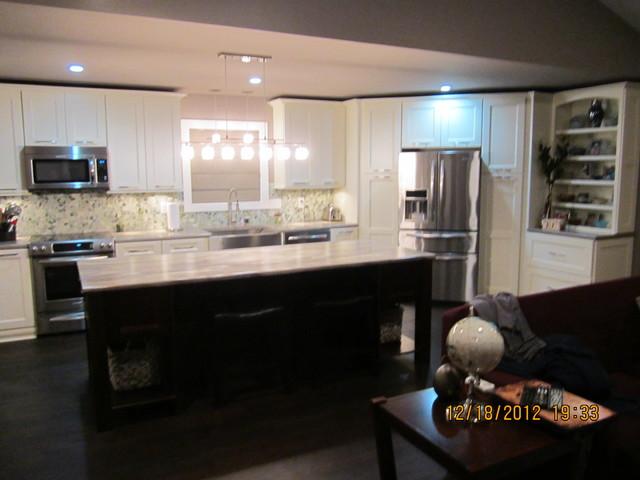 L2602 Lowes of Waynesboro, VA traditional-kitchen