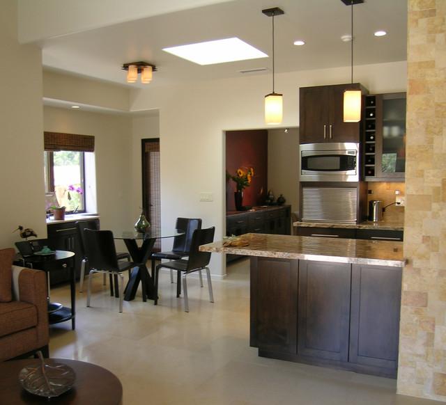 La Canada contemporary-kitchen
