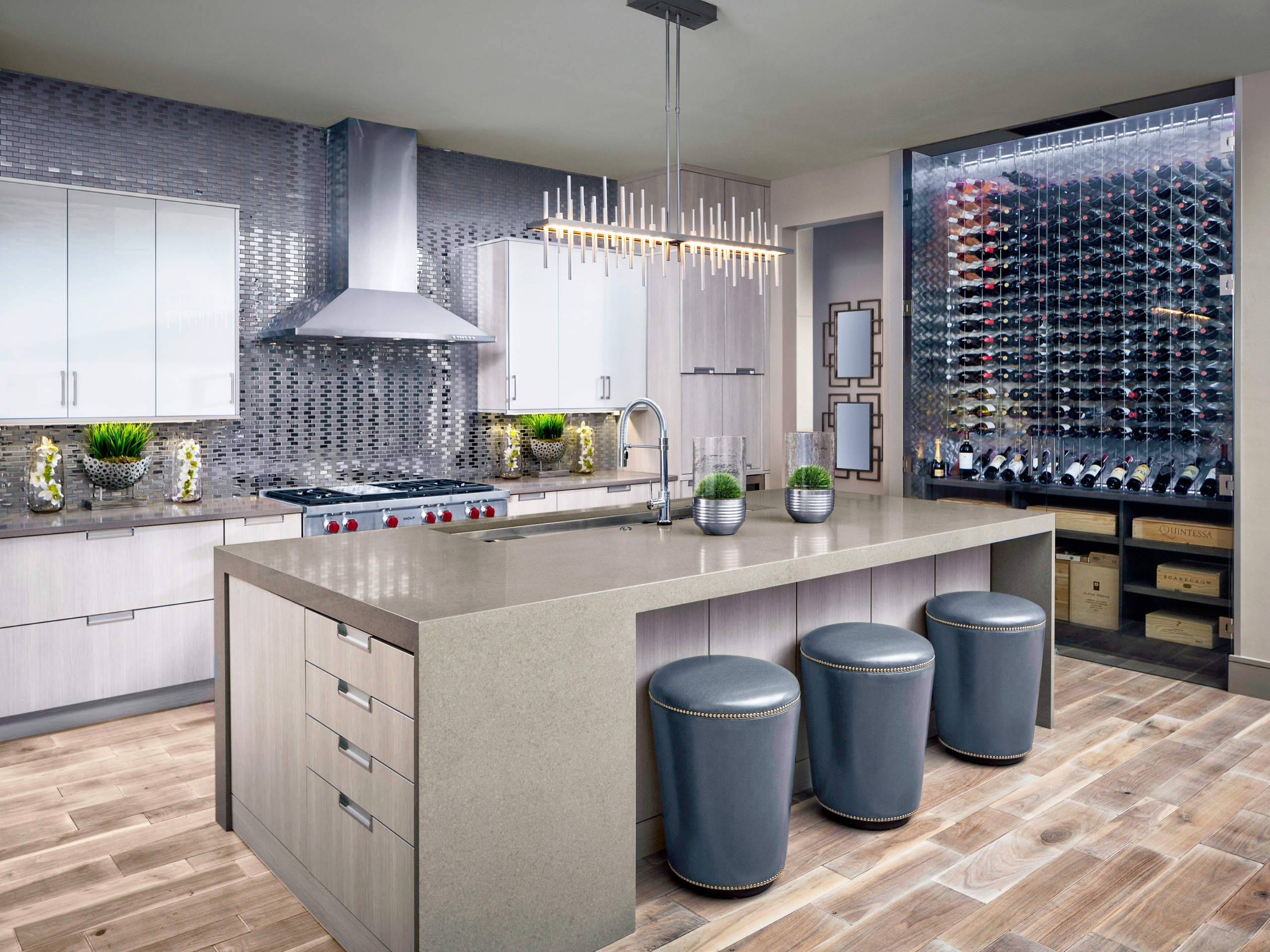 75 Beautiful Kitchen With Light Wood Cabinets Pictures Ideas January 2021 Houzz