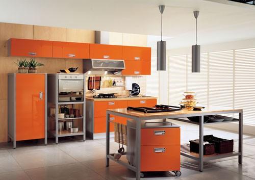 La Dimora Design contemporary-kitchen