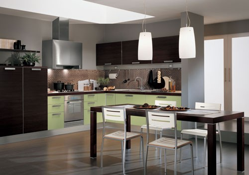 La Dimora Design modern kitchen