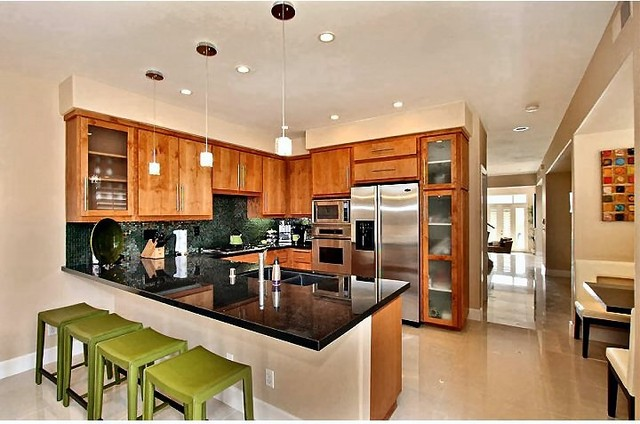 La jolla beach condo modern kitchen san diego by for Beach condo kitchen ideas