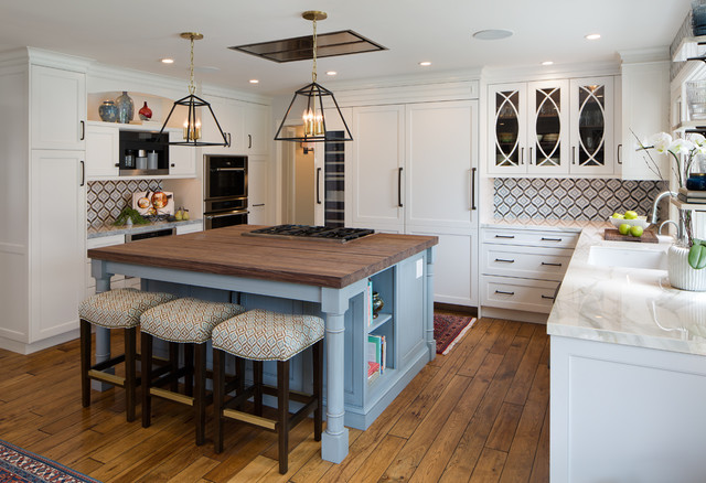 Etonnant La Jolla Custom Wood Mode Kitchen Remodel Transitional Kitchen