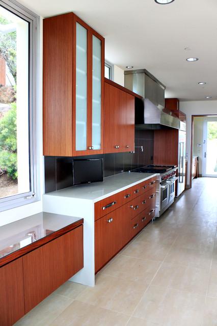 La Jolla Farms contemporary-kitchen
