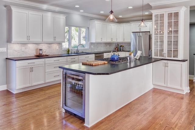 La Jolla Kitchen Remodel traditional-kitchen