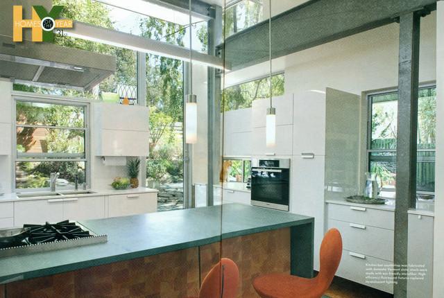 La Jolla Remodel contemporary-kitchen