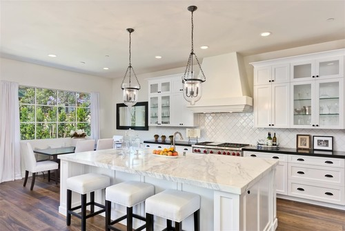 Mismatched Island Or Matching What About Countertops