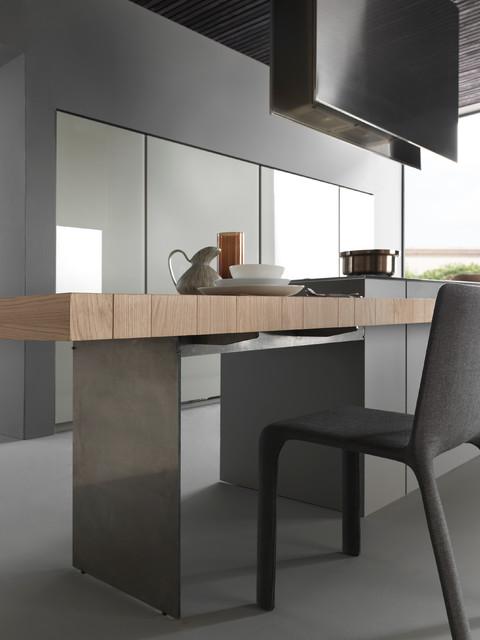 Modulnova Moon Kitchen Cabinetry Contemporain